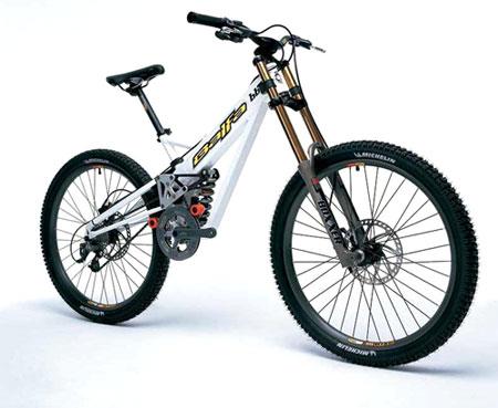 giant dh bikes