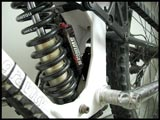 Balfa BB7 shock mounting