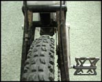 Balfa BB7 Chain guide tire clearance