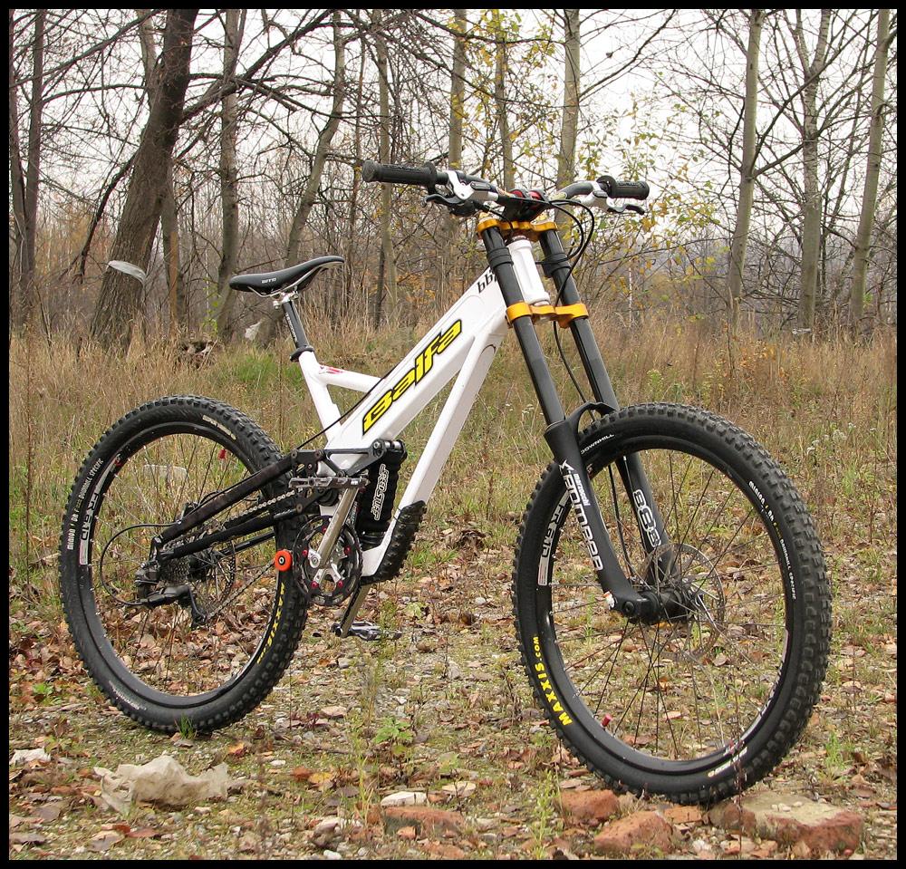 fogyni mtb kerékpár